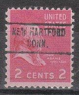 USA Precancel Vorausentwertung Preo, Locals Connecticut, New Hartford 734 - Vereinigte Staaten