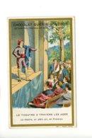 Piece Sur Le Theme De Chromo - Chocolat Guerin - Boutron - Le Theatre - En Plein Air En Provence - Autres