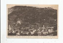 BELVEDERE (A M) STATION ESTIVALE ALT 860 M. VUE GENERALE EN BAS ROQUEBILLIERE ALT 700 M - Belvédère