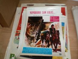 Era Sam Wallash...10 Chiavamano Cosi Sia Rober Wood, Deen Stratford, Dennis Colt.... - Posters