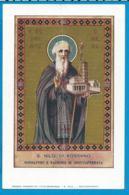 Holycard    St. Nilo Di Rossano - Santini