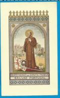 Holycard    B. Nuno De Santa Maria - Santini