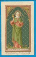Holycard    St. Paula - Images Religieuses