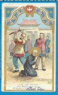 Holycard    St. Paul Tchen - Images Religieuses
