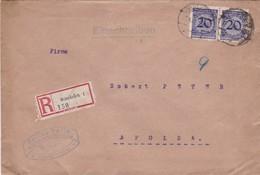 Brief Aus Osnabrück 1924 - Briefe U. Dokumente