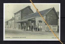 REPRODUCTION STEKENE OOST VLAANDEREN  STATION STATIE - Belgique