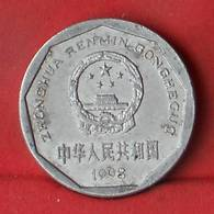 CHINA 1 JIAO 1998 -    KM# 335 - (Nº27845) - Chine