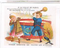 CHROMOS  160X120 A LA VILLE DE PARIS  CH559 - Autres