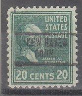 USA Precancel Vorausentwertung Preo, Locals Connecticut, New Haven 734 - Vereinigte Staaten