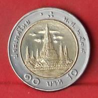 THAILAND 10 BAHT 1995-2538 -    KM# 227 - (Nº27858) - Thaïlande