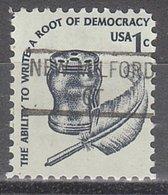 USA Precancel Vorausentwertung Preo, Locals Connecticut, New Milford 841 - Vereinigte Staaten