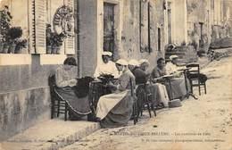 CPA 61 ST MARTIN DU VIEUX BELLEME LES OUVRIERES EN FILETS Rare - France