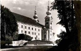 St. Andrä Im Lavanttal - Kärnten (54-10) * 4. 6. 1962 - Autriche