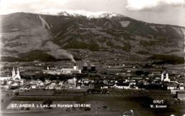 St. Andrä Im Lavanttal Mit Koralpe (606/1) * 11. 5. 1963 - Autriche