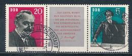 DDR Zusammendruck W Zd 31 Gestempelt Mi. 70,- - [6] République Démocratique