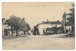 81 LAGRAVE La Place Du Village - France