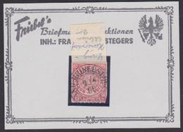 Lang-Heinersdorf 2.4.1868 K2 Auf NDP 4, Norddeutscher Postbezirk - Conf. De L' All. Du Nord