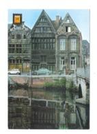 MECHELEN - WONINGEN UIT DE 16e EEUW (DE DUIVELTJES)   (11.710) - Mechelen