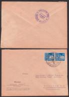 SBZ Russiche Zensur Sowjetskaja Sona Nr. 6286 Brief Aus Cottbus Nach Dresden 15.3.49, SoSt. Institut Fü Philatelie - Zone Soviétique