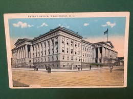 Cartolina Patent Office - Washington D.C. - 1928 - Cartoline