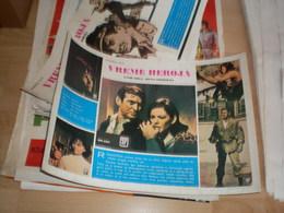 The Hell With Heroes Rod Tejlor,Klaudija Kardinale, Hari Gvardino, Vilijam Marsal - Posters