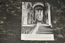 5307        THE ABBEY CHURCH, SHREWSBURY - Shropshire