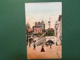 Cartolina Angels' Flight - Los Angeles - California - 1908 - Cartoline