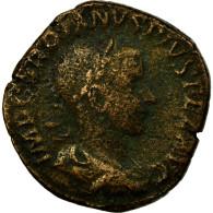 Monnaie, Gordien III, Sesterce, 240, Rome, TB, Bronze, RIC:310a - 5. L'Anarchie Militaire (235 à 284)