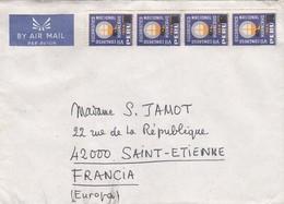 COVER PERU TO FRANCE. / 5793 - Peru