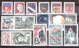 Réunion - Lot De Timbres Des Années 1960 - Neufs ** - Timbres