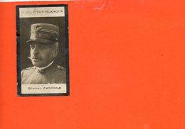 Militaire - Photo De Dimsensions 7.5 X 4.3 - 3è Collection De FélixPotin - Général CADORNA - Guerre, Militaire