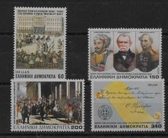 Serie De Grecia Nº Yvert 1856/59 ** - Grecia