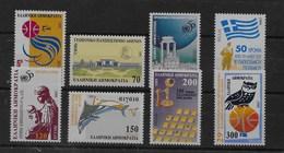 Serie De Grecia Nº Yvert 1868/75 ** - Grecia