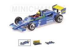 Ralt Toyota RT3 - Ayrton Senna - 1st Victory F3 Thruxton 1985 #2 - Minichamps - Minichamps