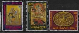 Serie De Grecia Nº Yvert 1876/78 ** - Grecia