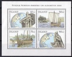 2000  ISLANDE  N**    MNH - Neufs