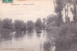 EURE MUIDS Le Bras Du Moulin  Belle Obliteration CCL Les Andelys A St Pierre Du Vauvray - Muids
