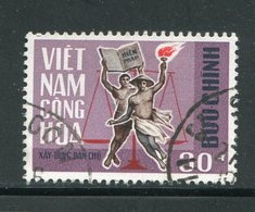 VIET-NAM DU SUD- Y&T N°322- Oblitéré - Viêt-Nam