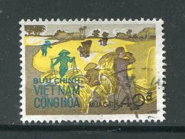 VIET-NAM DU SUD- Y&T N°406- Oblitéré - Viêt-Nam