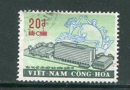 VIET-NAM DU SUD- Y&T N°403- Oblitéré - Viêt-Nam
