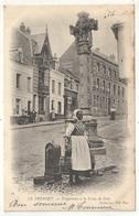 76 - LE TREPORT - Tréportaise à La Croix De Grès - ND 78 - Le Treport