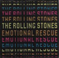 "The Rolling Stones  ""  Emotional Rescue  "" - Vinyles"