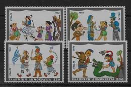 Serie De Grecia Nº Yvert 1907/10 ** - Grecia