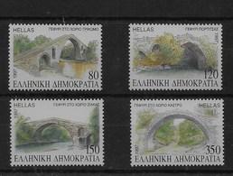 Serie De Grecia Nº Yvert 1924/27 ** - Grecia