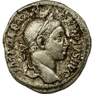 Monnaie, Alexandre Sévère, Denier, 231, Rome, TTB+, Argent, RIC:108b - 4. Les Sévères (193 à 235)