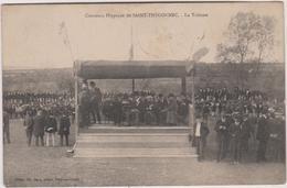 29  Saint Thegonnec  Concours Hippique La Tribune - Saint-Thégonnec