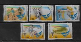 Serie De Grecia Nº Yvert 1932/36 ** DEPORTES (SPORTS) - Grecia