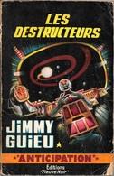 FNA 237 - GUIEU, Jimmy - Les Destructeurs (BE) - Fleuve Noir