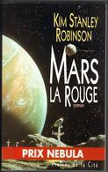 """MARS LA ROUGE """" PRESSES DE LA CITE """" KIM-STANLEY-ROBINSON - Presses De La Cité"""