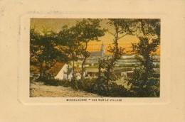 CP - Belgique - Middelkerke - Vue Sur Le Village - Middelkerke